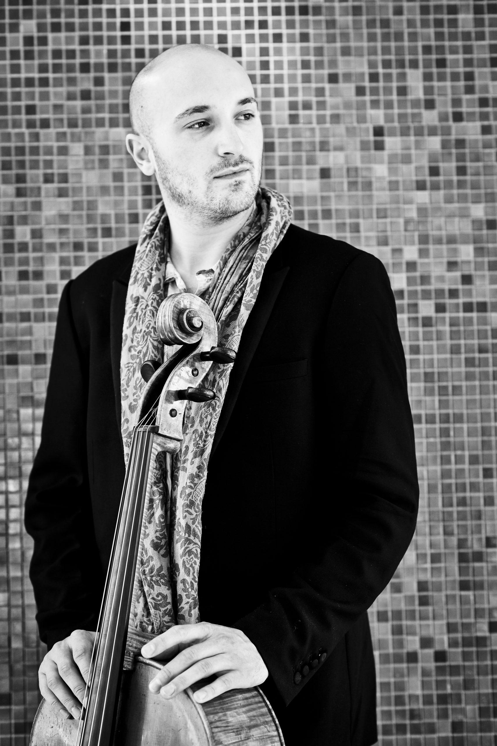 Jordan Costard - Violoncelliste